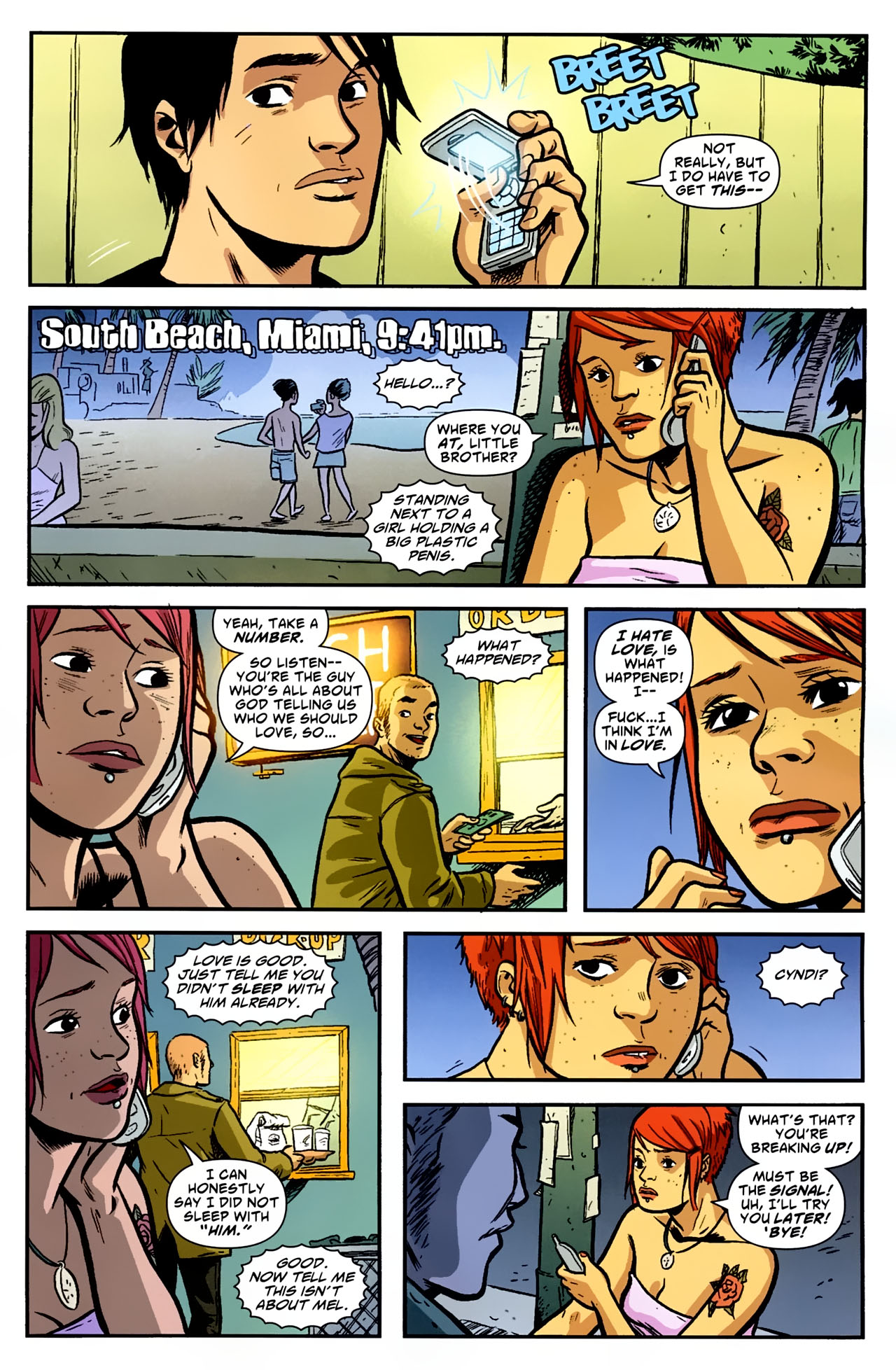American Virgin issue 16 - Page 16
