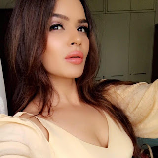 Aashka goradia age, instagram, facebook, hot, in naagin, rohit bakshi, husband, marriage, wiki, biography