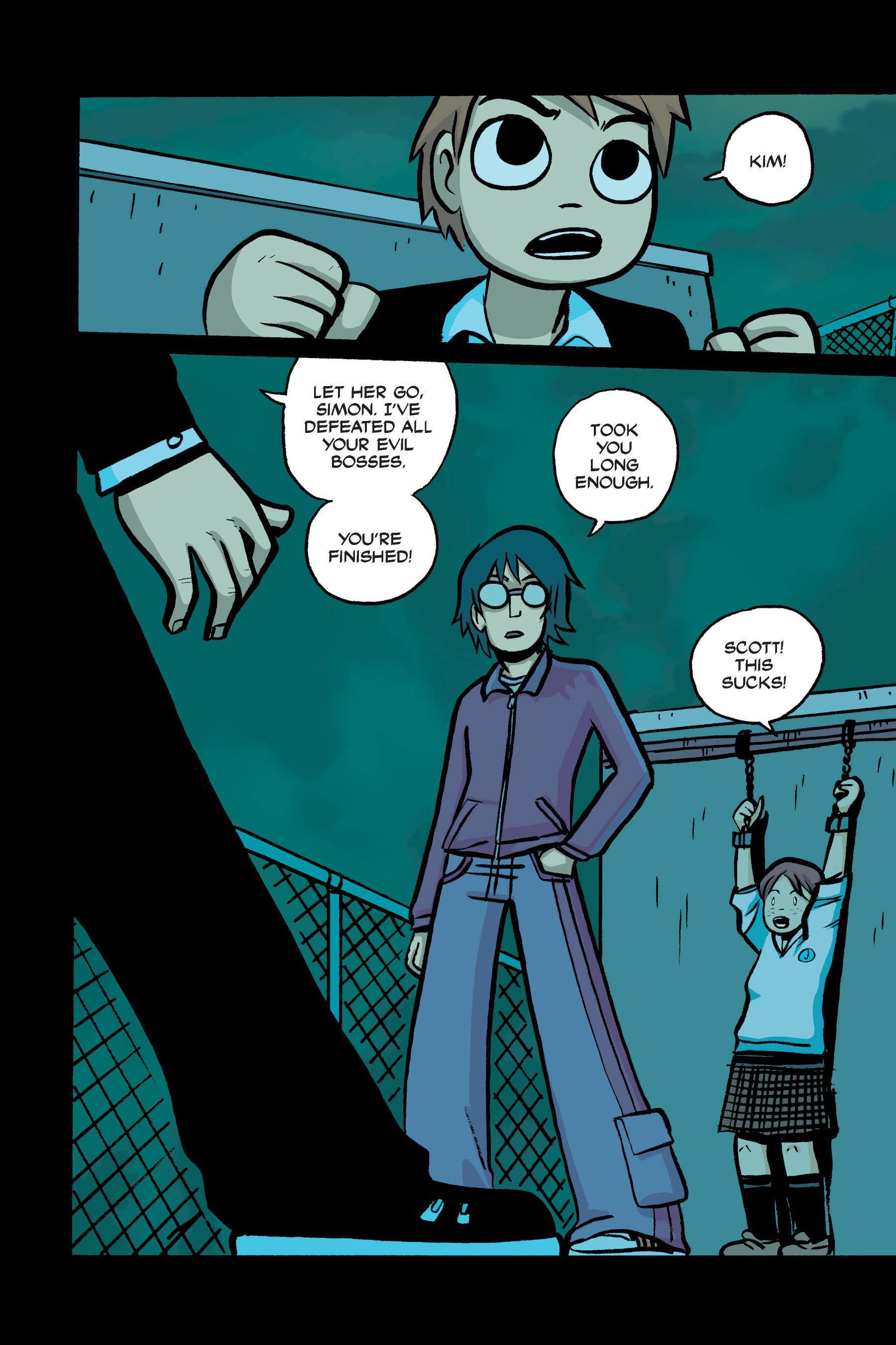 Read online Scott Pilgrim comic -  Issue #2 - 24