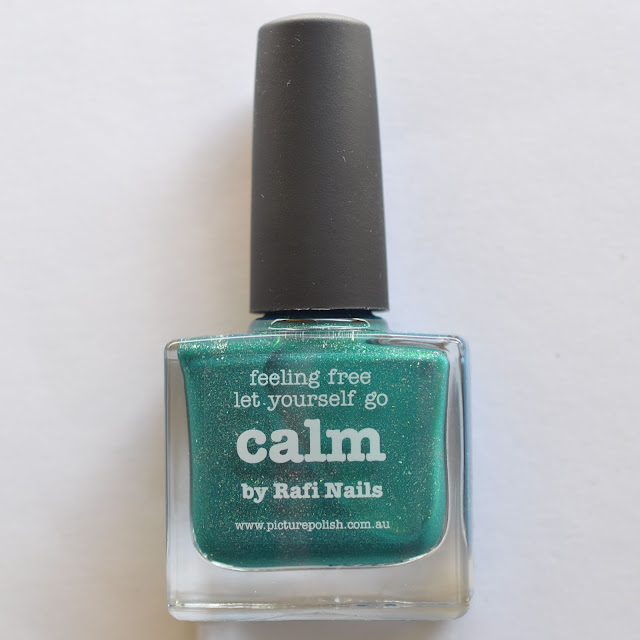 Calm piCture pOlish