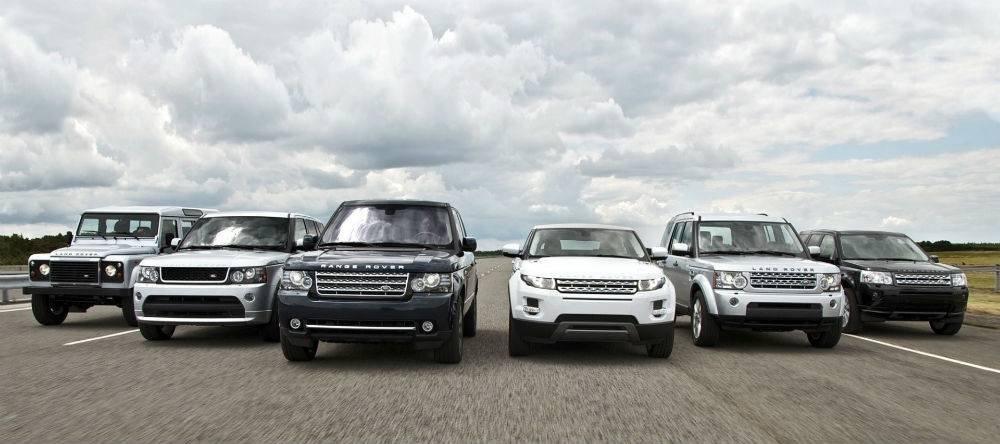 Các dòng xe của Land Rover luôn là những dòng xe tốt nhất thế giới