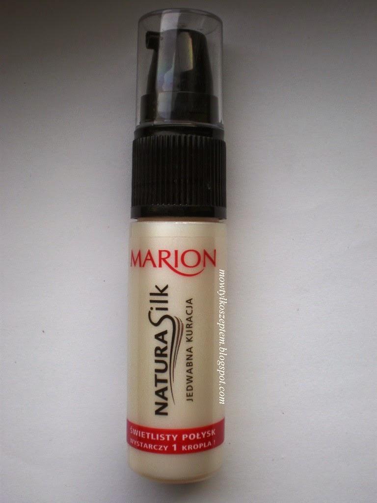Marion, Natura Silk, jedwabna kuracja
