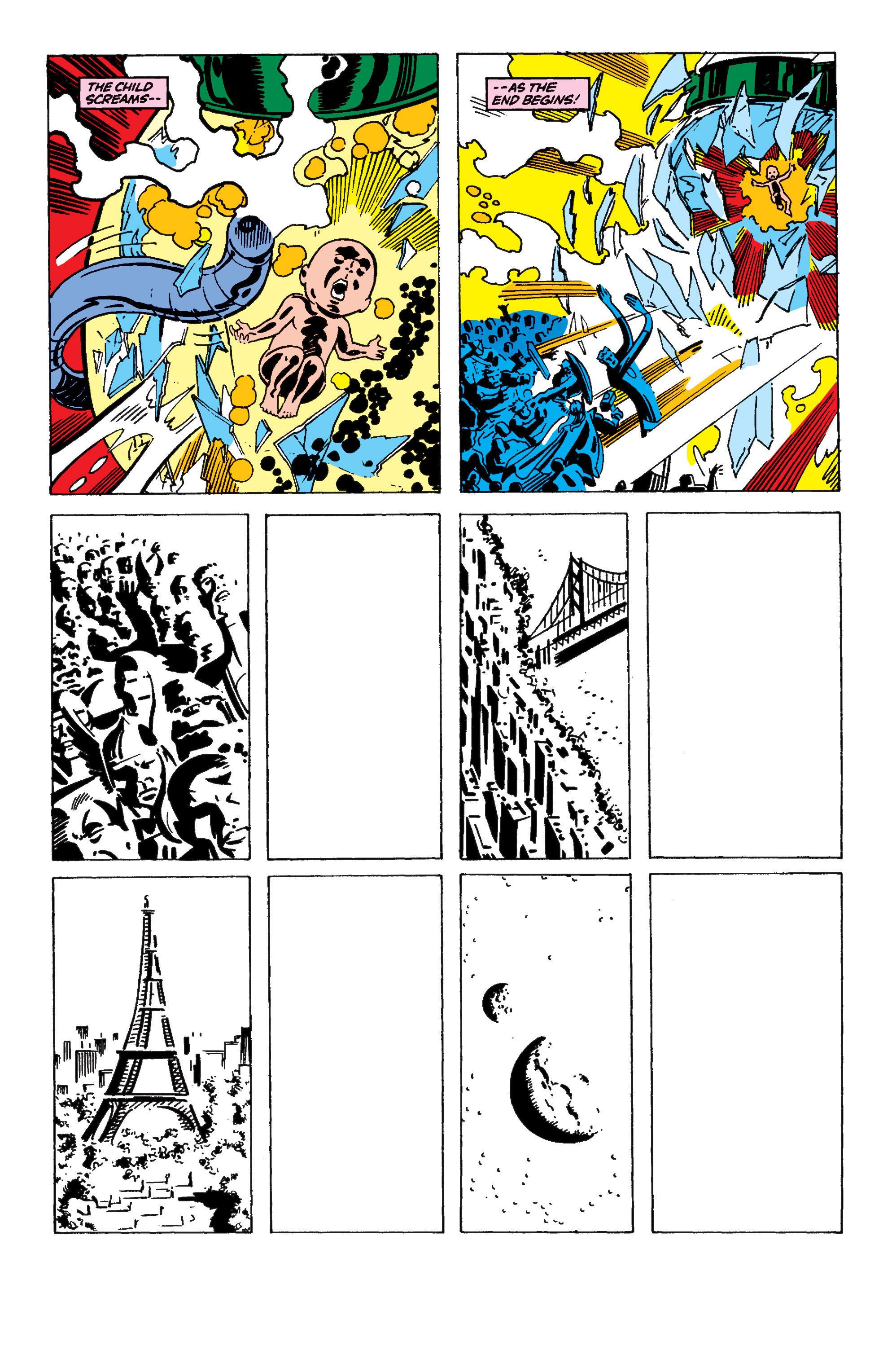 Read online Secret Wars II comic -  Issue #9 - 38