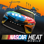 NASCAR Heat Mobile Mod Apk v1.1.3 Unlimited Money Terbaru
