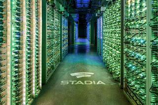 Server Stadia