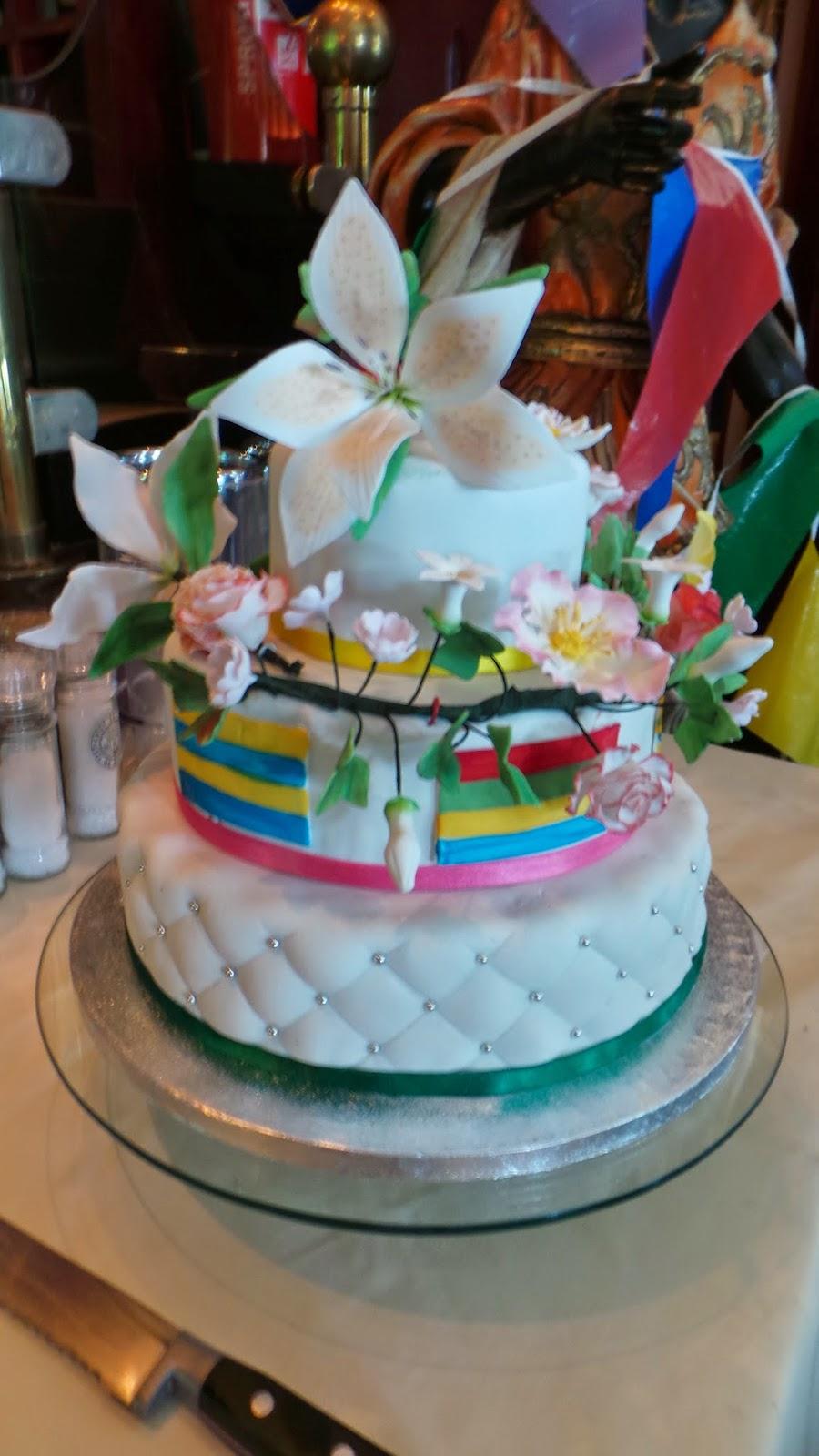 Voorkeur 60 jaar getrouwd Dat verdient een taart! | Ivette's life CI96