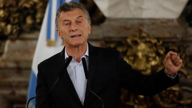 Macri endeuda a Argentina un 35 % más desde su llegada