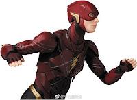 MAFEX The Flash de Justice League