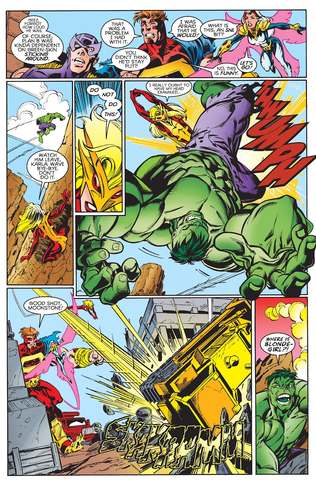 Read online Hawkeye & The Thunderbolts comic -  Issue # TPB 1 (Part 3) - 86