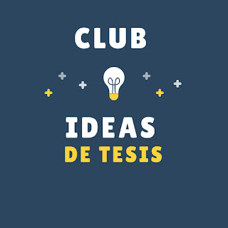 Club Ideas De Tesis