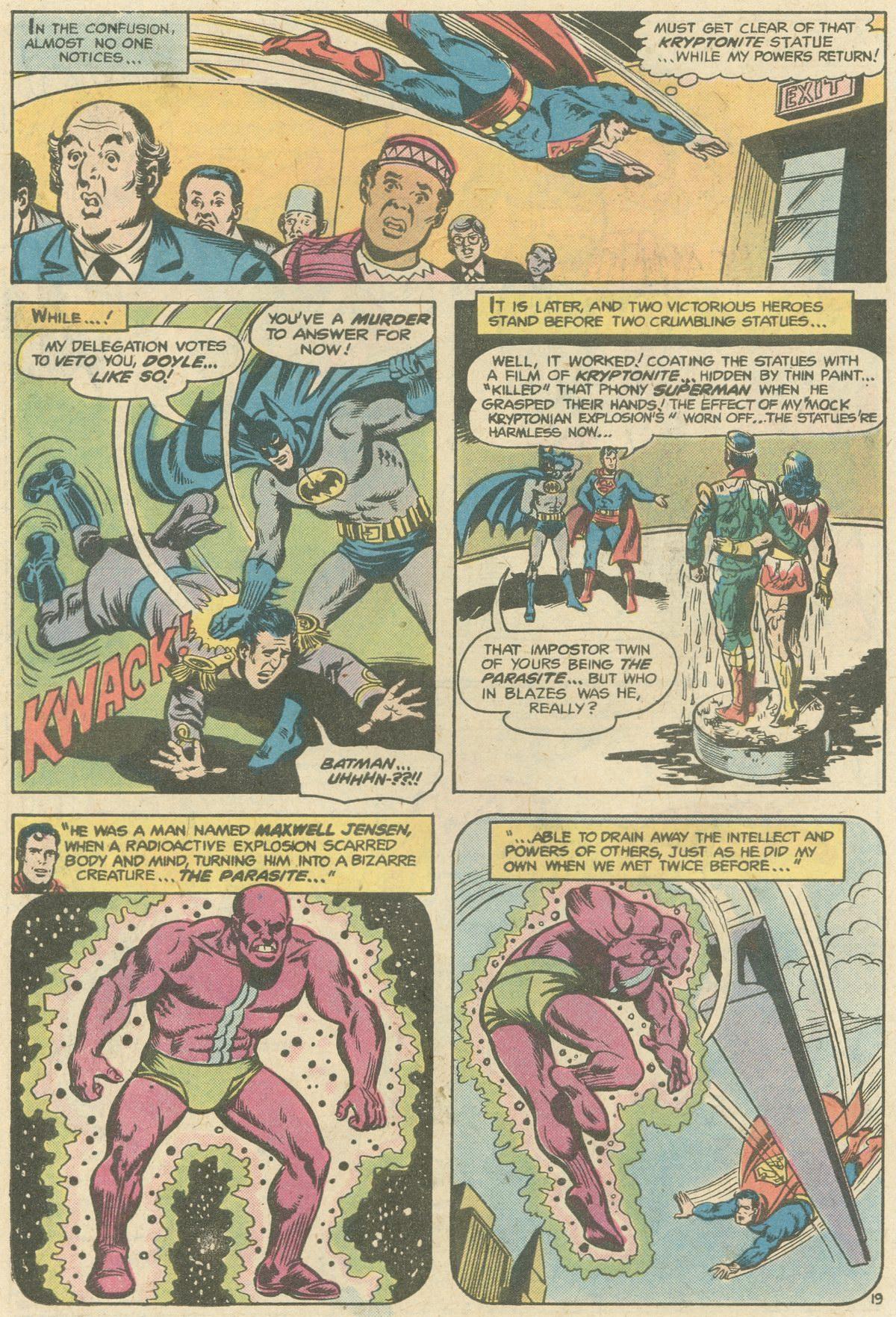 Read online World's Finest Comics comic -  Issue #247 - 26