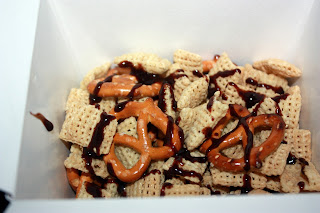 Caramel chex Mix Recipe