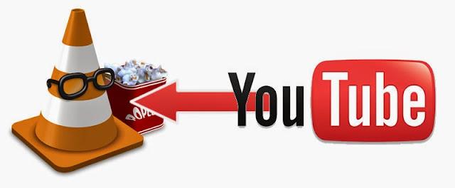 طريقة تشغيل اليوتيوب على برنامج vlc