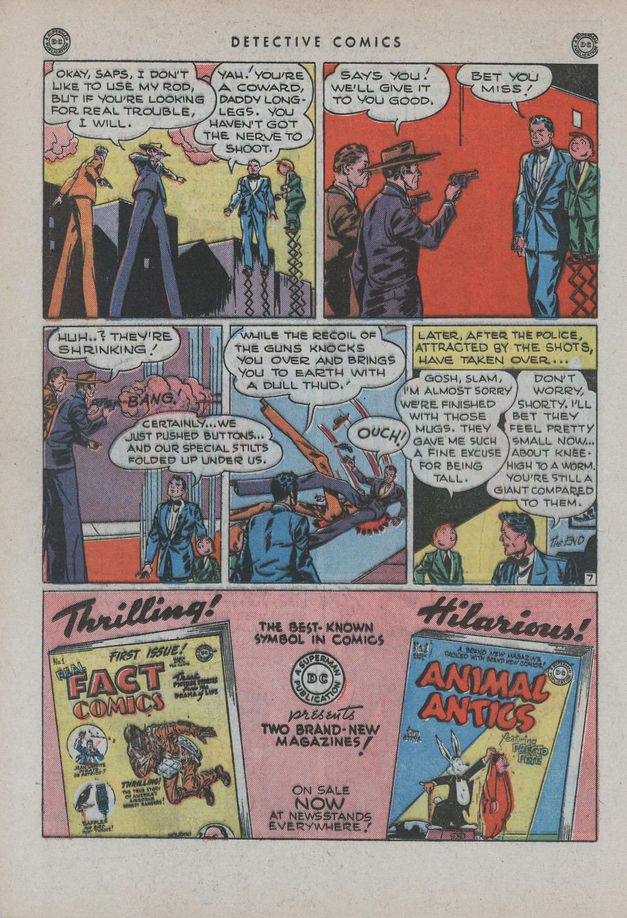 Read online Detective Comics (1937) comic -  Issue #108 - 22