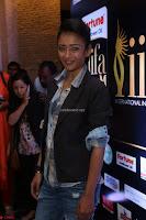 Akshara Haasan in Denim and Shirt with Jacket at IIFA Utsavam Awards press meet 27th March 2017 14.JPG
