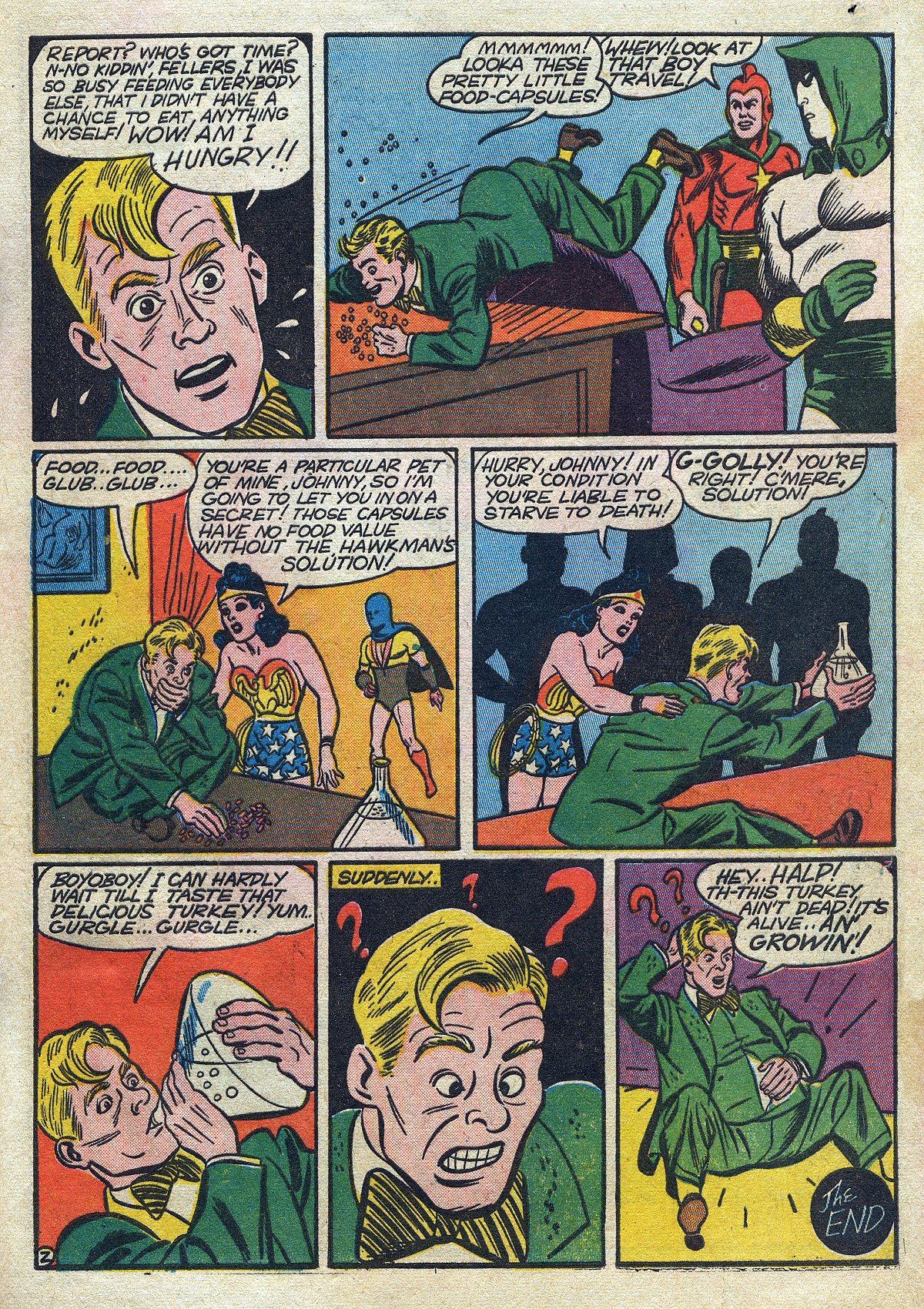 Read online All-Star Comics comic -  Issue #14 - 64