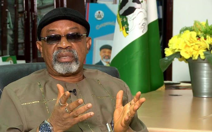 ASUU: My child also affected by strike – Labour Minister, Chris Ngige