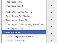 Cara Online FB tanpa Terlihat oleh Teman Facebook