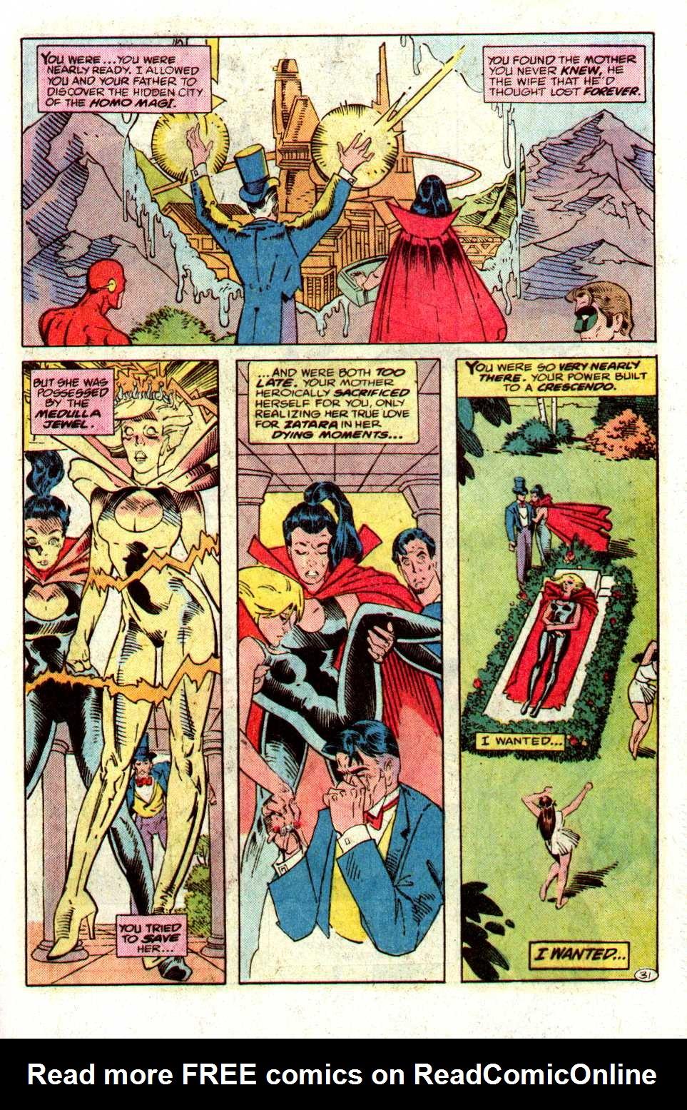 Read online Secret Origins (1986) comic -  Issue #27 - 32