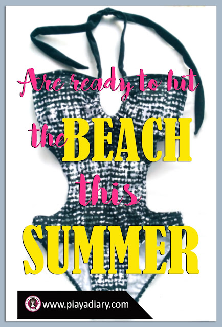 Summer Outfit Ideas: Beach Get Up Goals