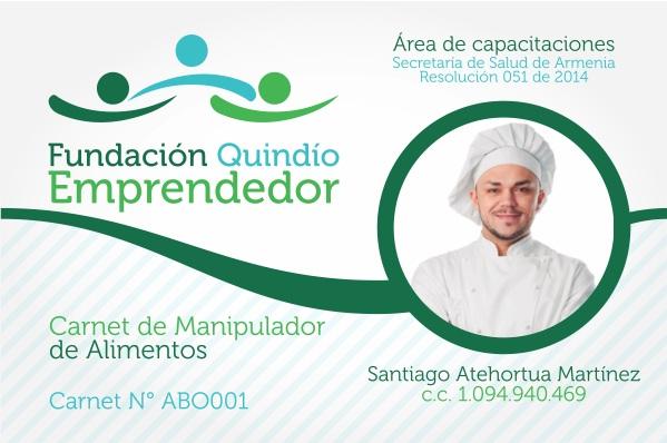 curso de manipulaciÓn de alimentos: carnet de manipulador de alimentos