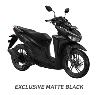 Vario 150 Exclusive Matte Blue - Honda Sejahtera Mulia Cirebon
