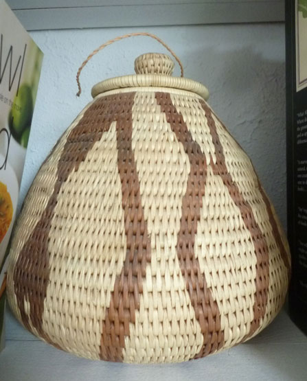 South African Baskets: Margaret-cooter: South African Baskets