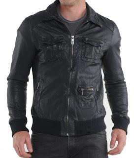 Jaket Kulit Pria JKO 022