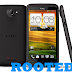 One Click Root Method for HTC One X