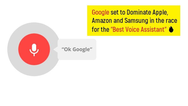 best voice assistant
