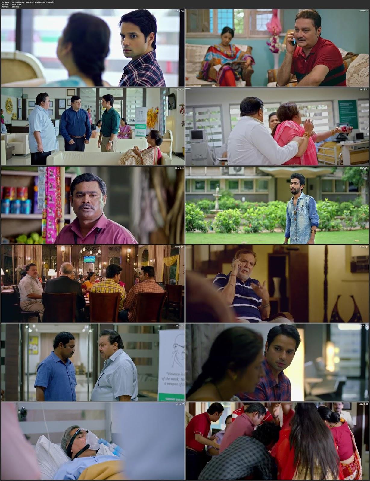 Khajoor Pe Atke 2018 Bollywood 300MB Movie WEBRip 480p