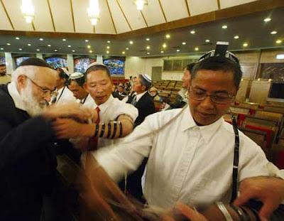 Judios de la Tribu de Manasés regresan a Israel
