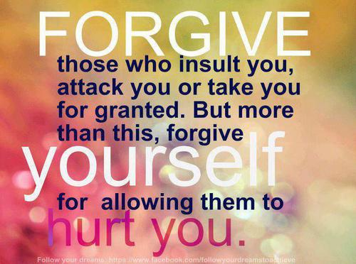Forgive Those Who Insult You Best Quotes 365