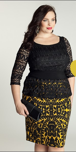 Andrea The Seeker October 2013 Curvy Girl Fashion