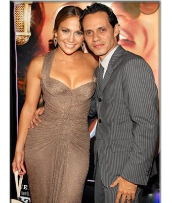 Marc Anthony and J.Lo Revealed Divorce Settlements