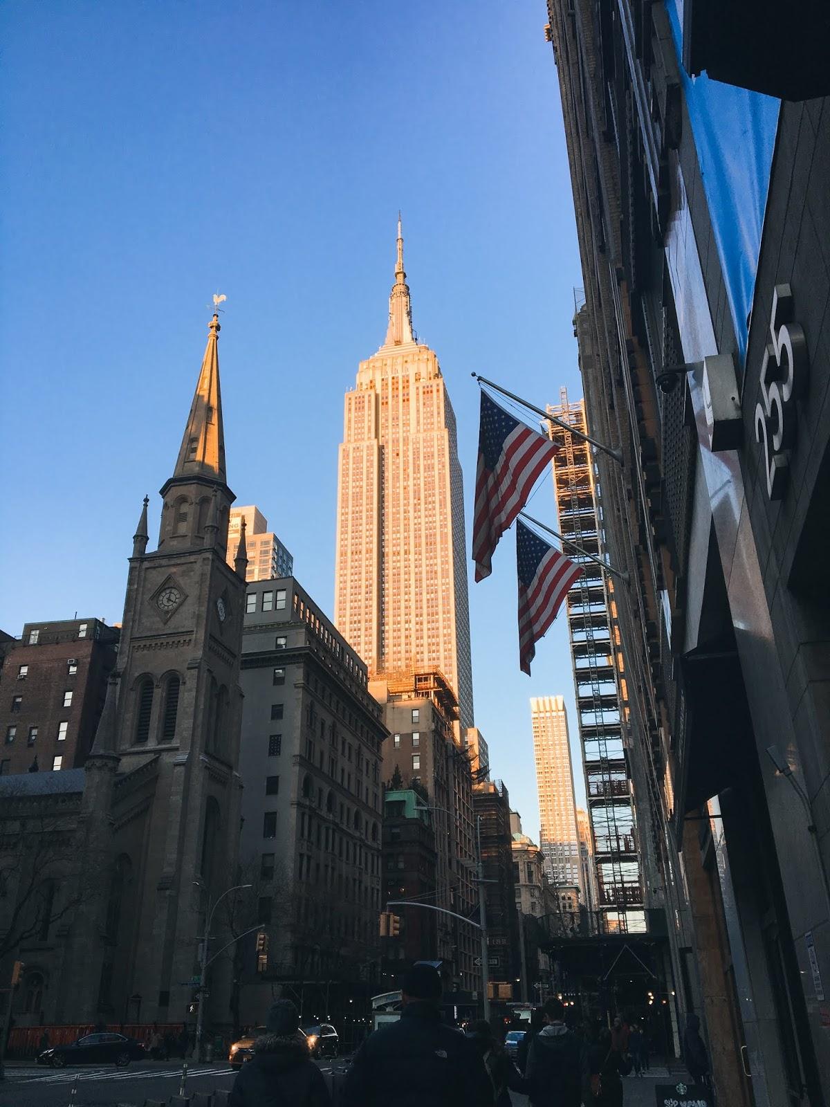 New York zu Fuß entdecken
