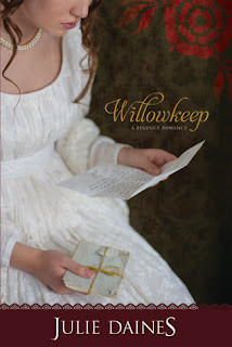 Heidi Reads... Willowkeep by Julie Daines