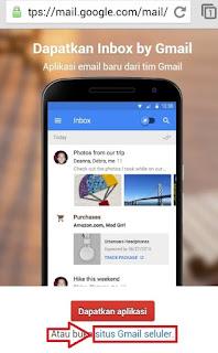 Penawaran Aplikasi BBM di Android