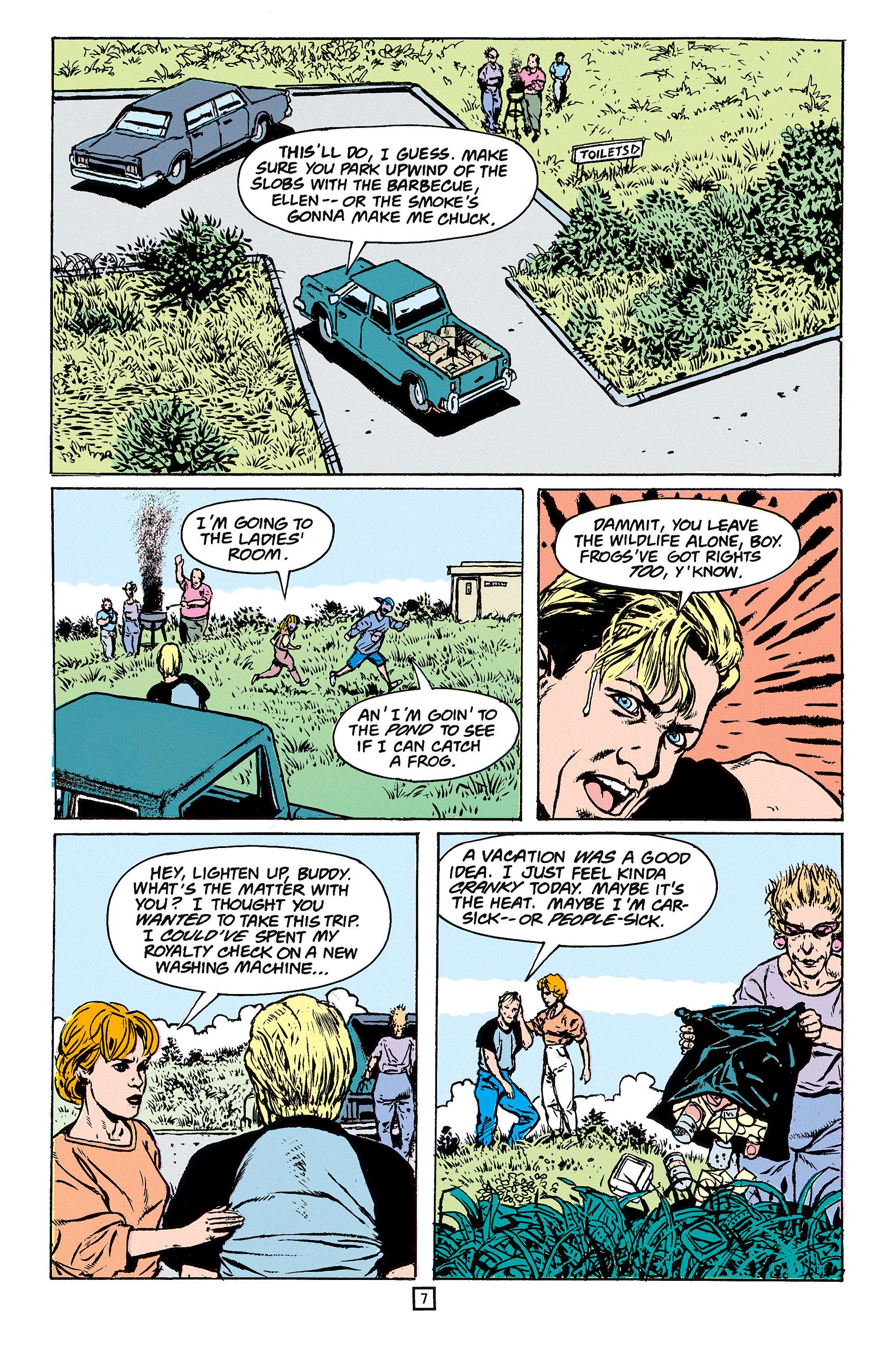 Read online Animal Man (1988) comic -  Issue #61 - 8
