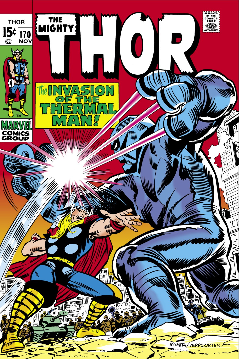 Thor (1966) 170 Page 1