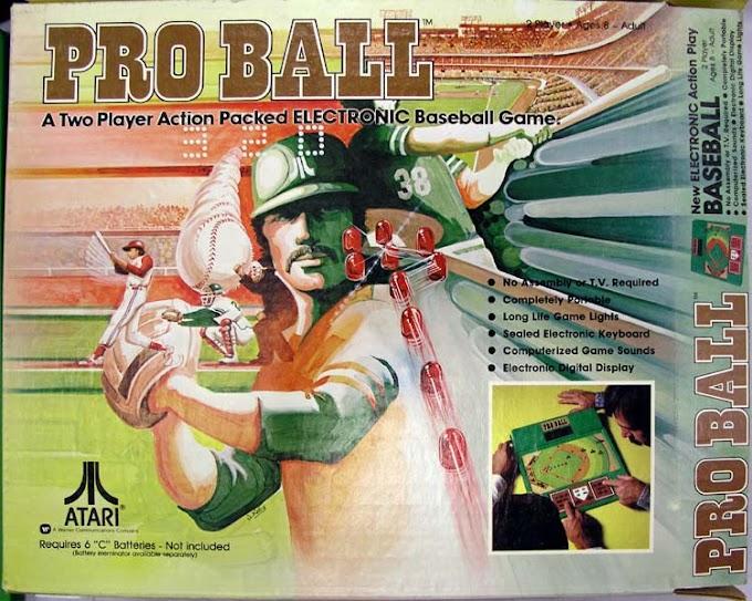 Atari Pro Ball (1981)