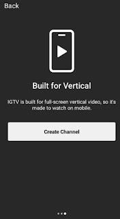 membuat saluran IGTV di Instagram