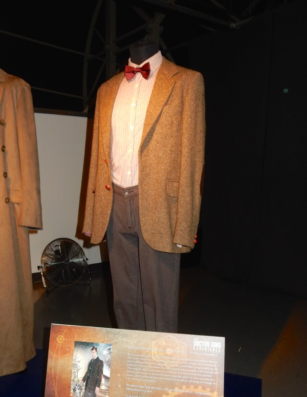 Eleventh Doctor Who signature costume