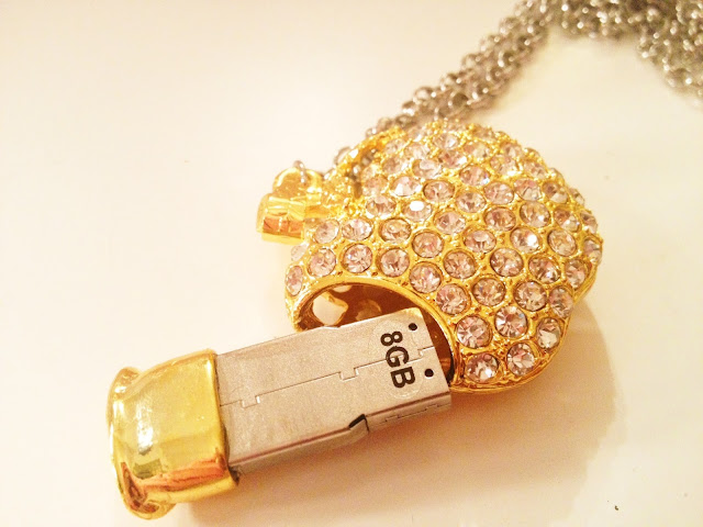 USB, fashion, accessory, glam