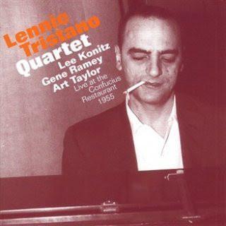 Lennie Tristano, Lee Konitz, Live at the Confucius Restaurant 1955