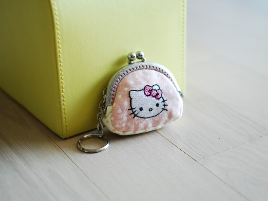 Metal Frame Mini Coin Purse. DIY Tutorial in Pictures.