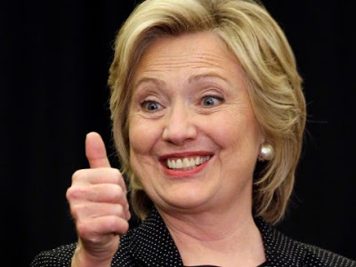 A lady has placed a $615,862 bet on Hillary Clinton becoming president