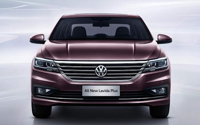 2019 VW Lavida