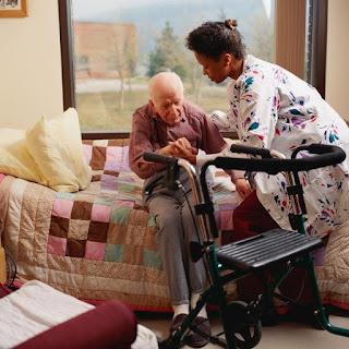 Asistencia domiciliaria para ancianos