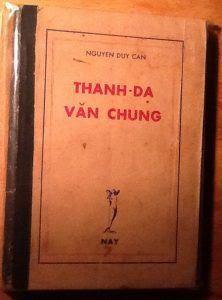 Thanh dạ văn chung - Nguyễn Duy Cần